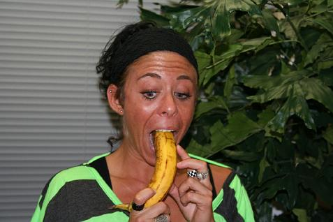 Emily and the Banana